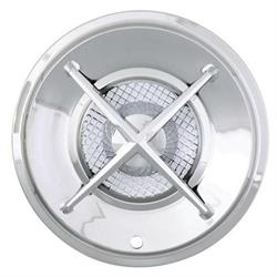 Cross Bar Style 14 Inch Wheel Covers, Set/4