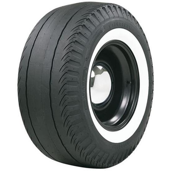 coker tire firestone drag slick whitewall
