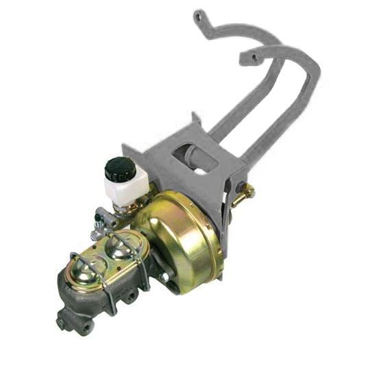 Tci 600 6570 56 Under Floor Power Brake Hydraulic Clutch