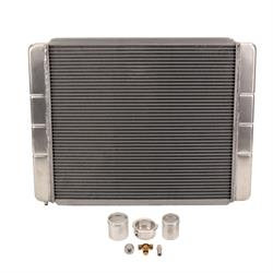 U-Weld-It Custom Aluminum Radiator Kit, 22 x 19 Inch