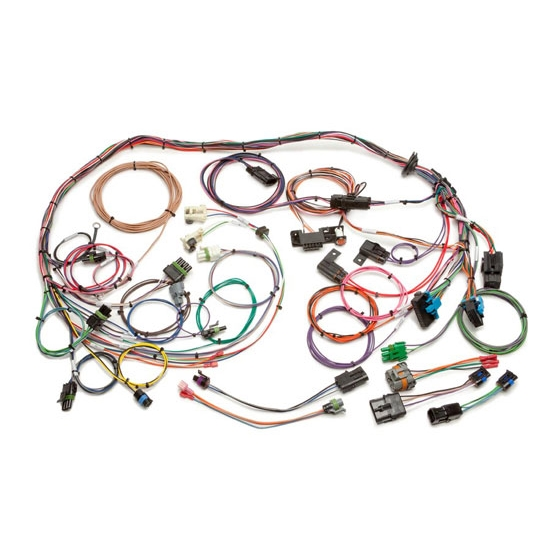 Painless Wiring 60101 Tbi Harness For 19861993 Gmrhspeedwaymotors: 1993 4 3 Tbi Wiring Diagram At Gmaili.net