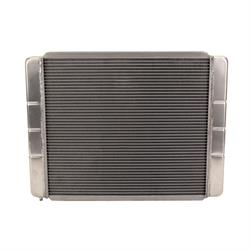 U-Weld-It Custom Aluminum Radiator Kit, 26 x 19 Inch