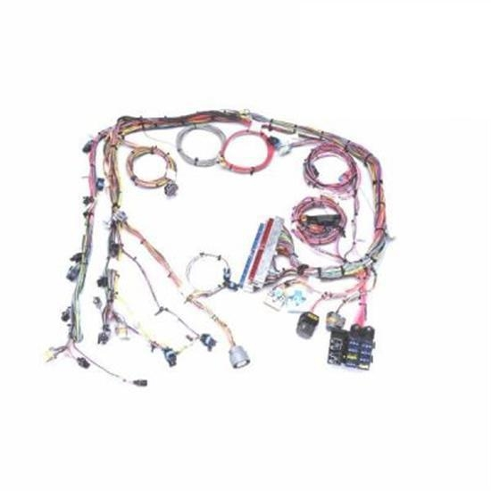 Painless Wiring 60217 1999-2005 GM Vortec Engine Harness on chevy battery terminal, chevy 1500 wireing harness color codes, chevy wiring connectors, chevy warning sticker, chevy speaker wiring, chevy speaker harness, chevy radiator cap, chevy fan motor, chevy power socket, chevy wiring schematics, chevy relay switch, chevy wheel cylinders, chevy clutch assembly, chevy wiring horn, chevy abs unit, chevy alternator harness, chevy crossmember, chevy clutch line, chevy front fender, chevy rear diff,