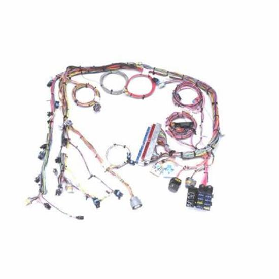 vortec engine harness, extended  universal fit, 10 number of circuits