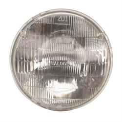12 Volt 7 Inch Round Hi/Low Halogen Headlight, Replacement Bulb