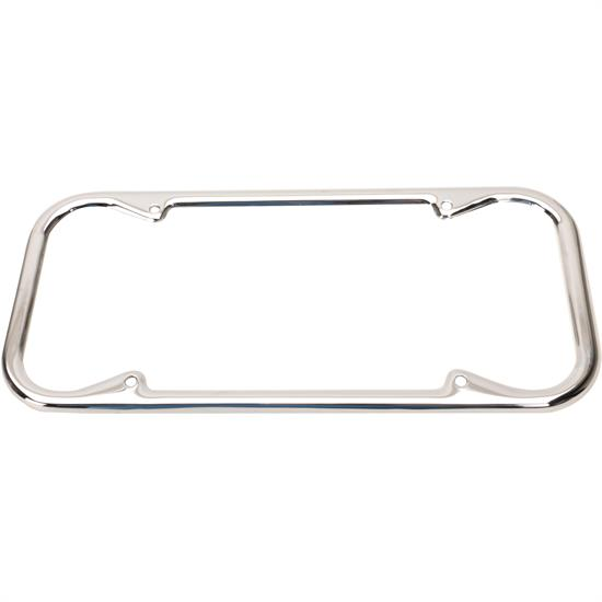 Old Style License Plate Frame, 14in x 6 in