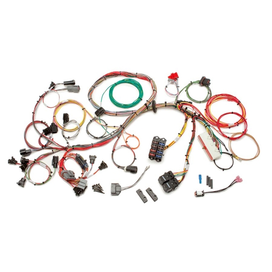 painless wiring 60510 ford 1986 95 5 0l efi wire harness painless wiring com race car wiring harness painless 50003 universal #49