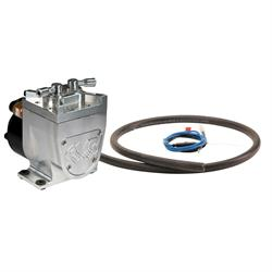 CVR VP612 Electric Engine Vacuum Pump, 12 Volt, Billet Aluminum