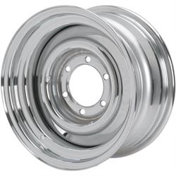 Speedway Smoothie 15x8 Steel Wheels, 6 on 5.5, 6 lug, 4.25 BS