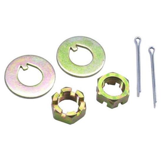 Spindle Nut Kit for Speedway 49-54 Chevy and 1953-82 GM Spindles