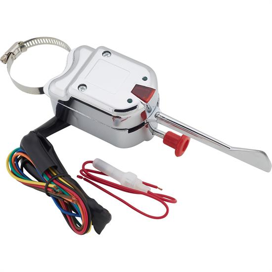 Speedway Heavy Duty Turn Signal Switch | Turn Signal Lever Wiring Diagram |  | Speedway Motors