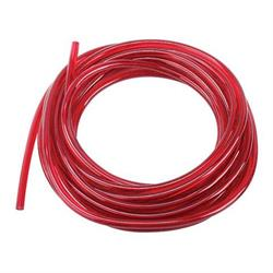 Red 7mm Solid Core Spark Plug Wire, 100 Ft.