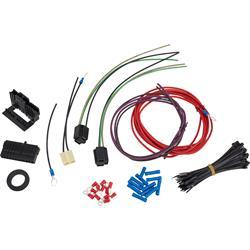 [ZTBE_9966]  12-Circuit Mini-Fuse Universal Hot Rod Wiring Harness Kit | 12 Circuit Universal Wiring Harness |  | Speedway Motors