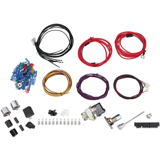 91064022_L_1d9ea3dc c6c3 4ebf b8ec 5fe3f0b5b790 speedway 22 circuit universal street rod wiring harness w 22 circuit wiring harness at bayanpartner.co