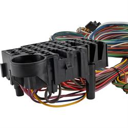 sdway universal 22 circuit wiring harness on hot rod turn signal wiring  diagram,