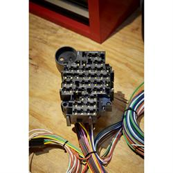 Speedway Universal 22 Circuit Wiring Harness