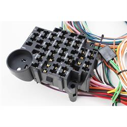Sdway Universal 20 Circuit Wiring Harness on