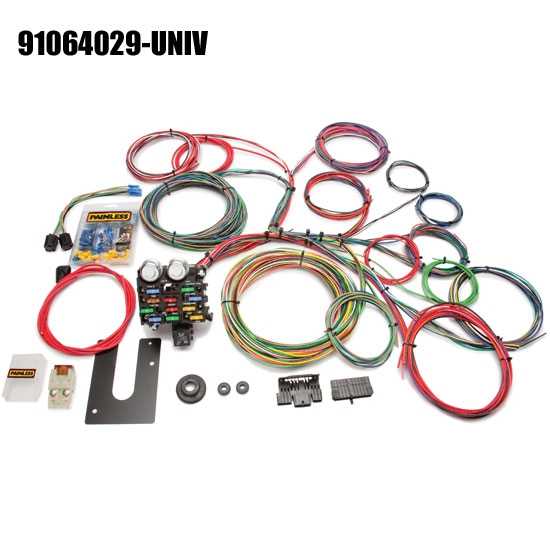 Painless Wiring 10101 GM 21 Circuit Wiring Harness 749823101012 EBay - Gm Painless Wiring Harness