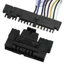 painless wiring 10201 gm 28 circuit wiring harness GM Coil Connectors