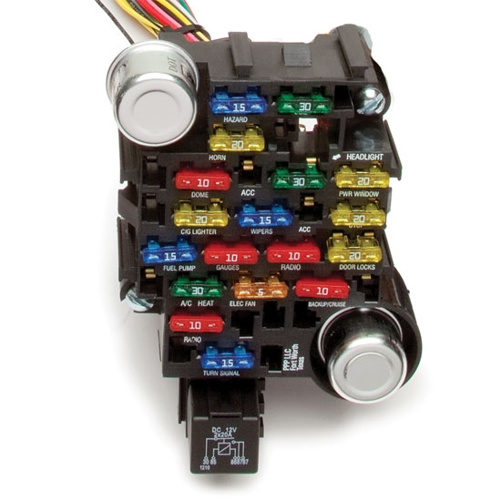 painless wiring 10202 universal 28 circuit 18 fuse chassis harness rh ebay com painless wiring coupon painless wiring coupon