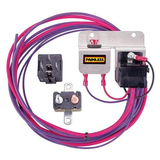 painless wiring 30201 hot shot relay  universal fit