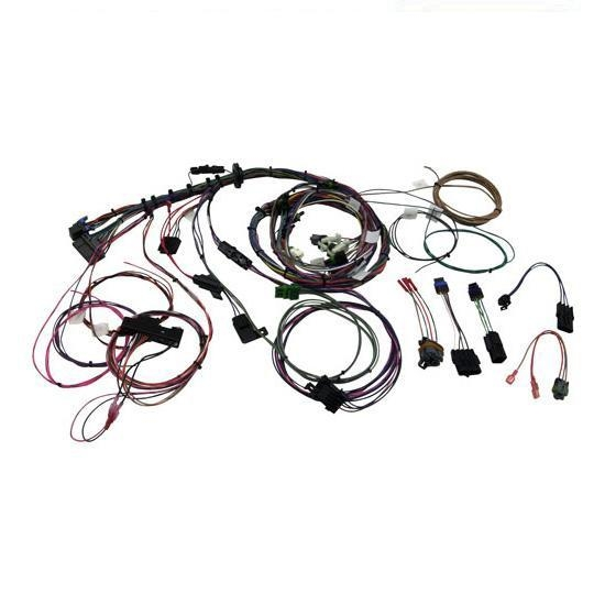 Wiring Harness For Throttle Body : Painless wiring gm throttle body injection engine