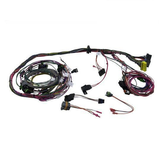 Painless Wiring 60103 1990-92 GM TPI Sd Density Engine Harness on