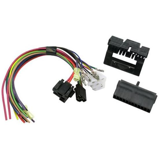 painless wiring 30805 gm steering column pigtail kit rh speedwaymotors com gm automotive wiring connectors disassemble gm wire connectors