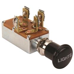 Speedway Universal Headlight Switch