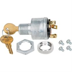 Speedway Universal 4-Way Ignition Switch with Keys