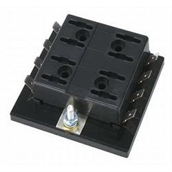 Speedway Fuse Block for 8 Push-in Fuses
