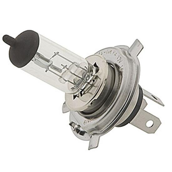 Replacement Quartz Halogen H 4 Headlight Bulb 12 Volt