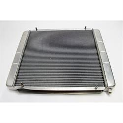 Garage Sale - U-Weld-It Custom Aluminum Radiator Kit, 24 x 19 Inch