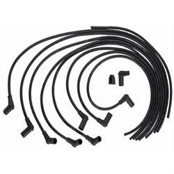 Moroso OE64011 Flathead Universal Spark Plug Wires Kit