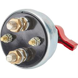 Speedway Four-Post Battery Disconnect Isolation Kill Switch