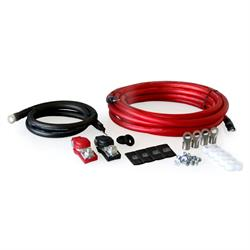 XS Power RK2GA-1 XP Flex, 2 AWG, Single Battery, Racing Cable Kit