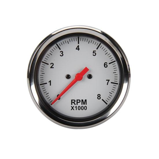Garage Sale - Speedway Mechanical Tachometer, 3-3/8 Inch Diameter