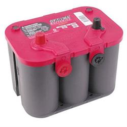Optima Batteries 34/78-1050 Std Group 34/78 Red Top Battery, 1000 CA