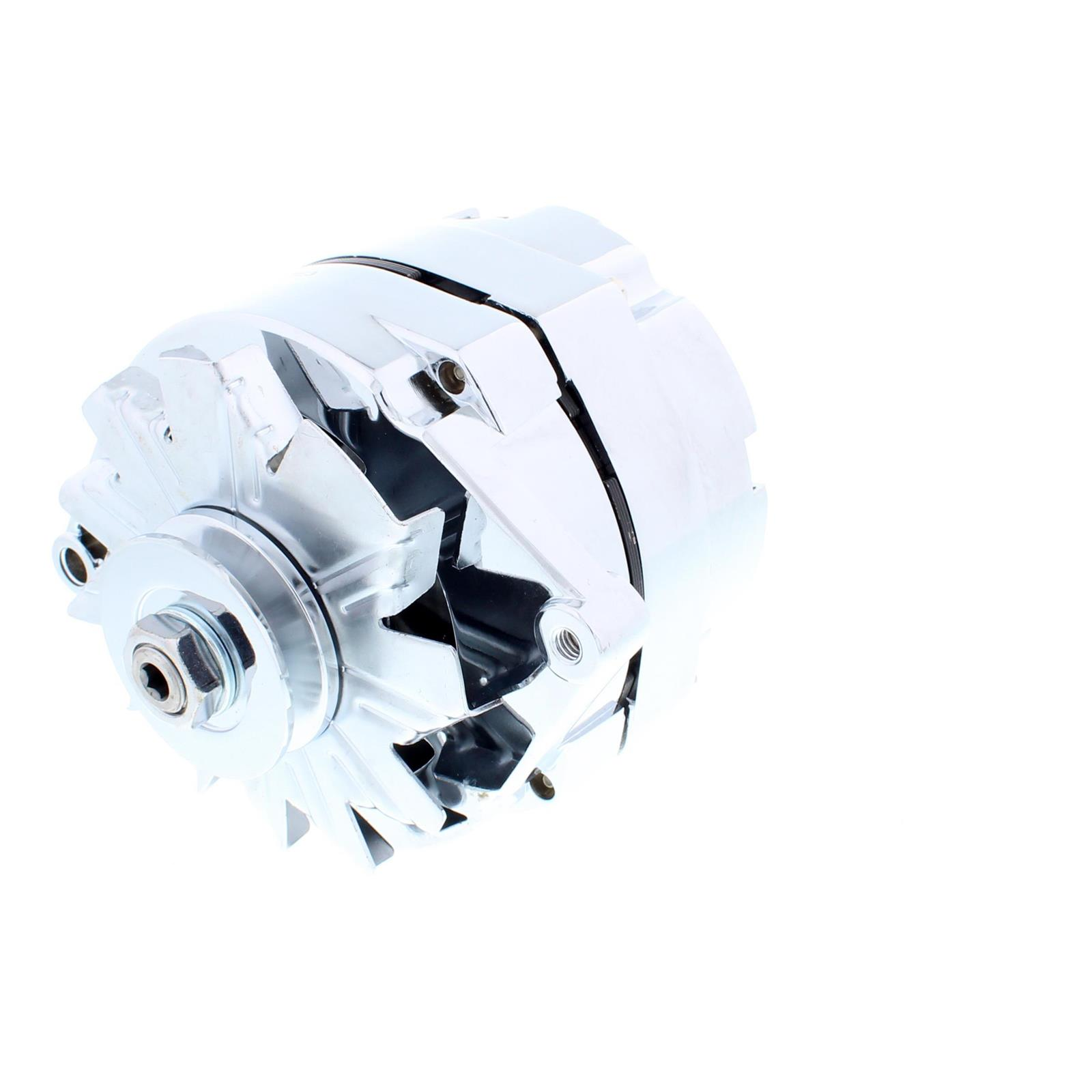 Electrical Alternator Conversion From One Wire To Three Wire