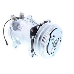 Speedway Sanden 508 Chrome A/C Compressor
