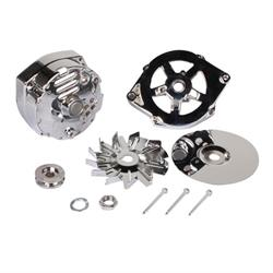 Money Saver Alternator Dress Up Kit, GM Internal Regulator