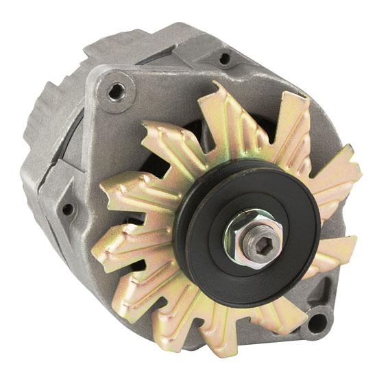 6-Volt Alternator for Narrow 3/8 Inch Belt