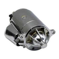 Speedway Ford 2-Bolt Chrome Starter for Auto Transmissions