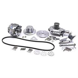 Small Block Chevy Outboard Drive Kits, Alternator
