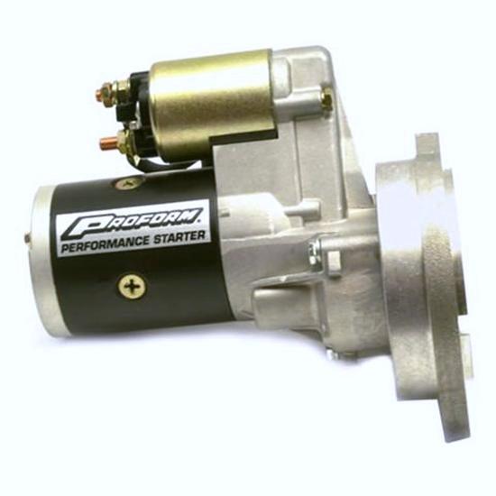 "Powermaster 9162 Small Block Ford PowerMAX Late Model Starter 3//4/"" Offset"