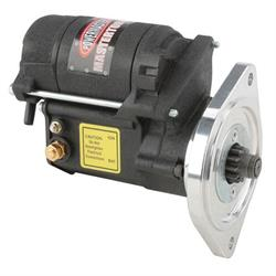 Powermaster 9604 Small Block Ford Gear Reduction Starter, M/T