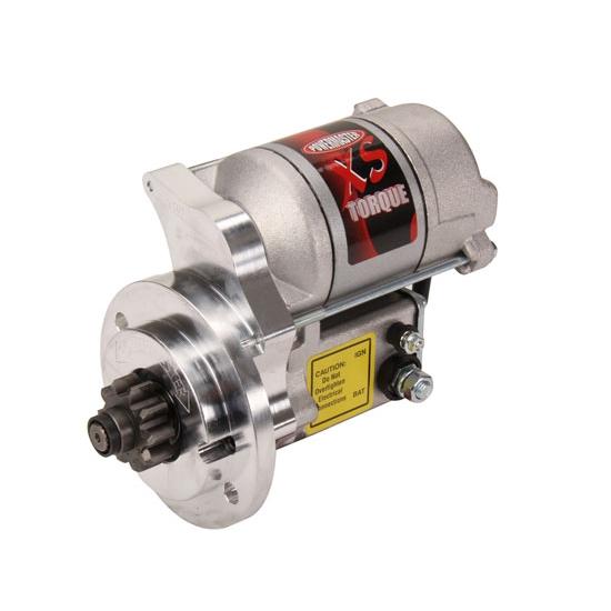 Powermaster 9507 flathead ford v8 gear reduction starter for Gear reduction starter motor