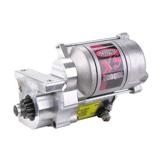 Powermaster 9502 Chevy 153 Tooth Flywheel Straight Mount Starter