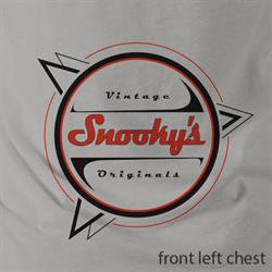Snookys Vintage Front Engine Dragster T-Shirt