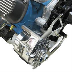 Ford 289-302 Chrome OEM Alternator Brackets